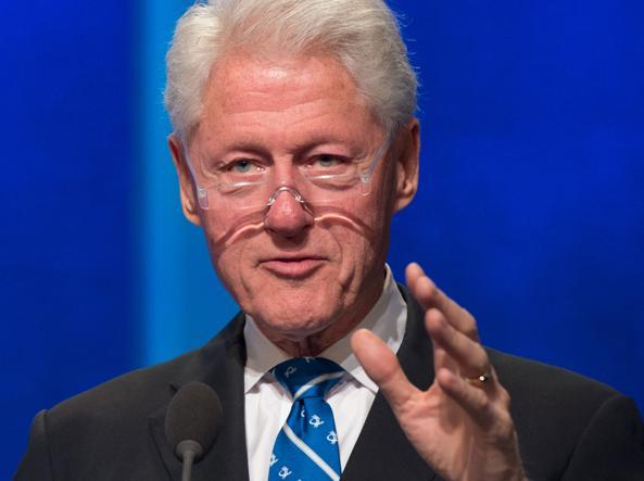 Bill Clinton scrittore: coautore di un thriller sulla Casa Bianca