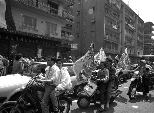 Napoli festeggia i 30 anni del suo primo scudetto