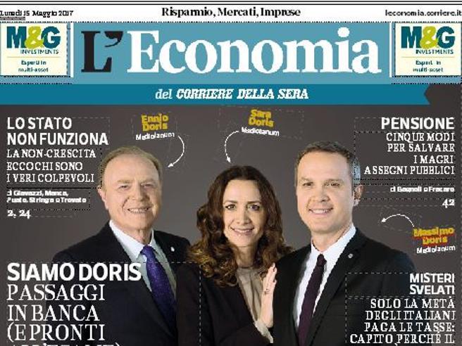 Tasse, mistero svelato:  mezza Italia non le paga L'Economia oggi in edicola