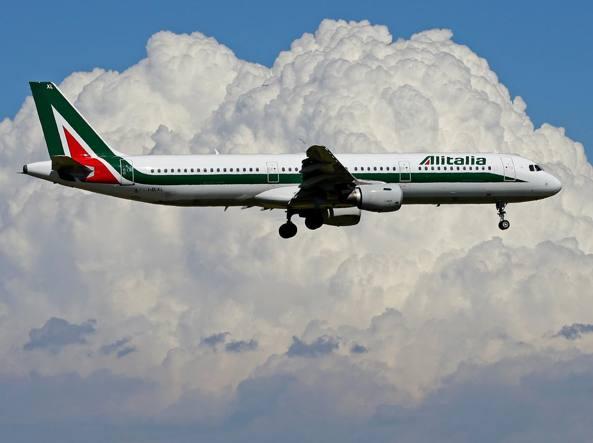 Alitalia, in cassa un prestito da 220 milioni di euro