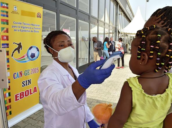 L'ebola torna a far paura: in Congo 9 casi sospetti