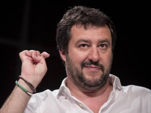 Matteo Salvini (LaPresse)