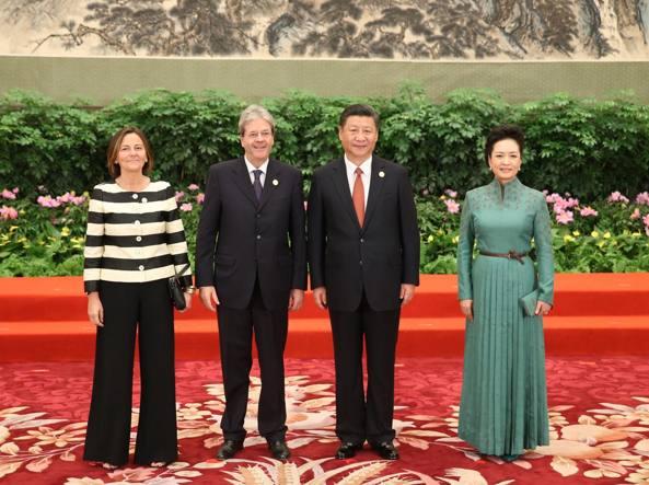 Gentiloni: relazioni Ue-Cina faticose ma hanno valore particolare