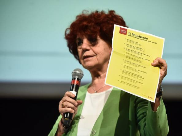 La ministra Valeria Fedeli (Lapresse)