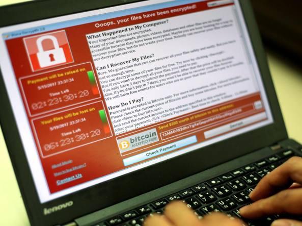 Attacco hacker, in Europa situazione sotto controllo ma è allarme in Cina