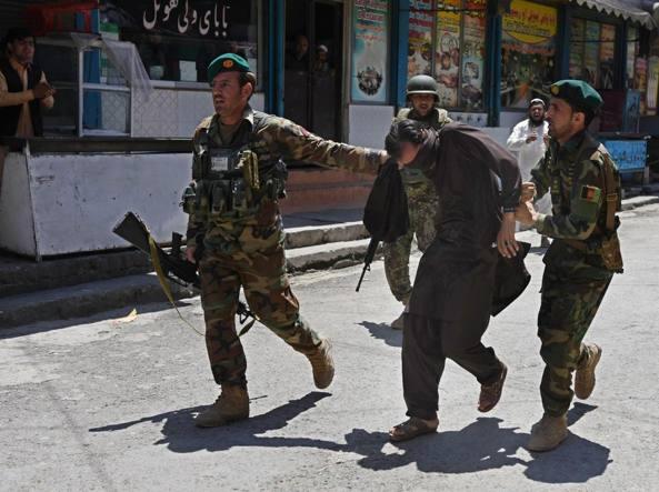 Afghanistan: attacco a tivù finito, 4 assalitori morti