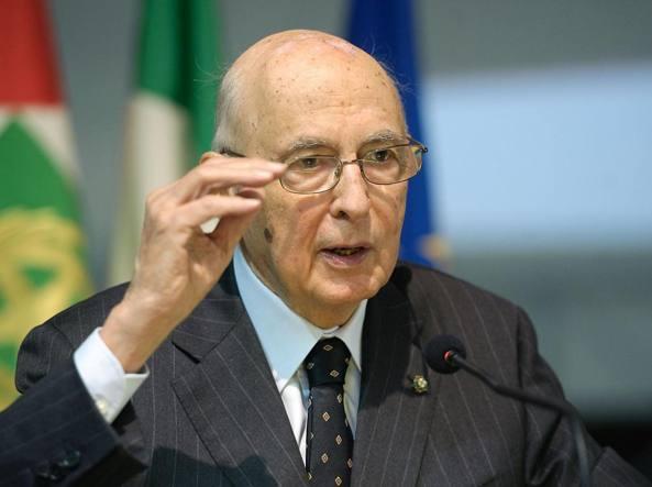 Intercettazioni: Napolitano, aspetto scuse da Orfini