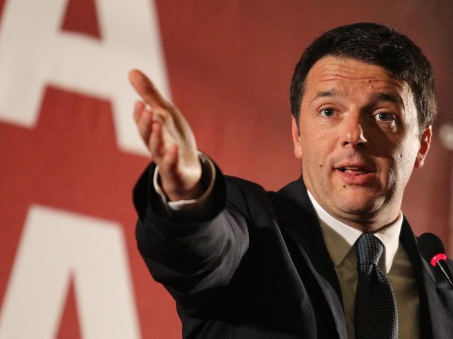 """Risultati immagini per Legge elettorale, Renzi: """"Approviamola primi di giugno"""""""