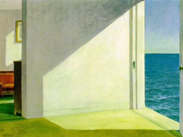 Edward Hopper Cos La Tela Prende Vita 13 Scrittori