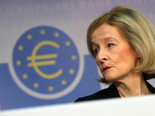 Daniele Nouy, presidente del Consiglio di vigilanza della Bce