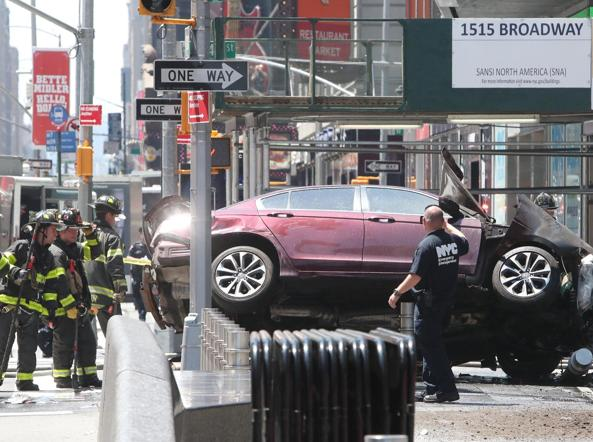 Chi è Alyssa Elsman, la vittima dell'auto folle a New York