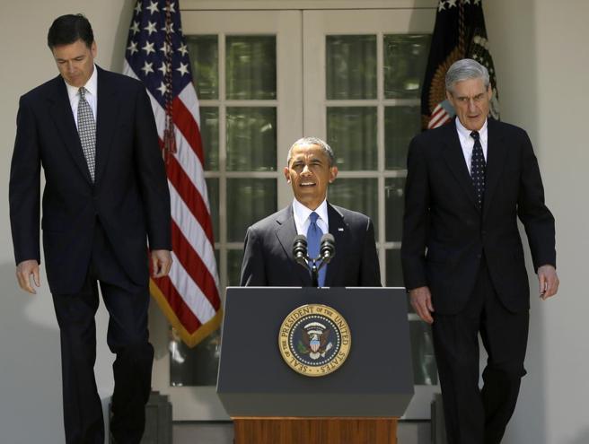 Russiagate, indagherà un ex capo FbiMueller sarà «procuratore speciale»Ma Trump rischia l'impeachment?