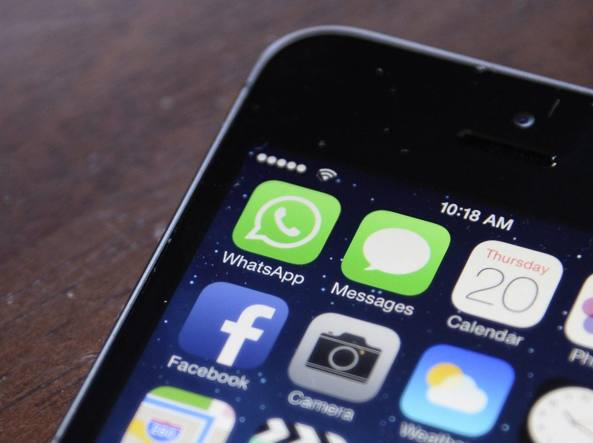 Facebook-Whatsapp, multa Ue da 110 milioni