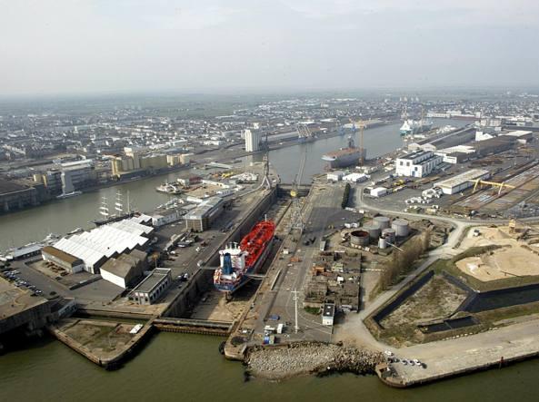 Fincantieri rileva la maggioranza di STX France