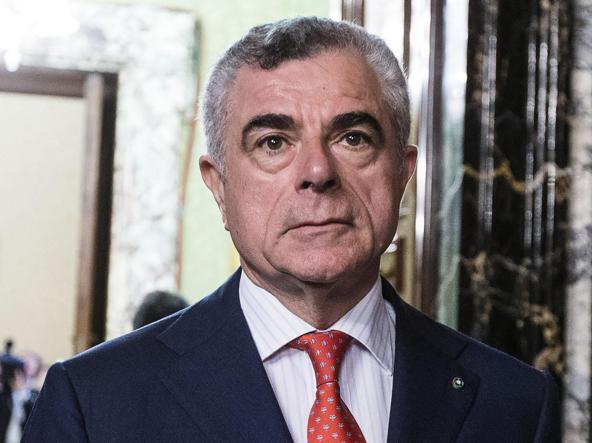 Mauro Moretti, ex amministratore delegato di Leonardo