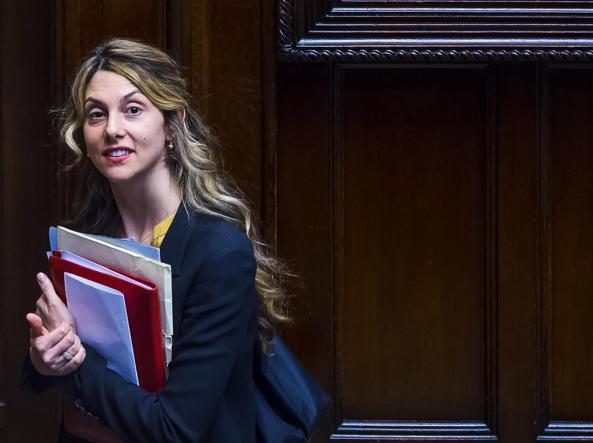 Il ministro per la semplificazione la pubblica amministrazione Marianna Madia