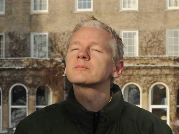 Julian Assange fondatore di WikiLeaks