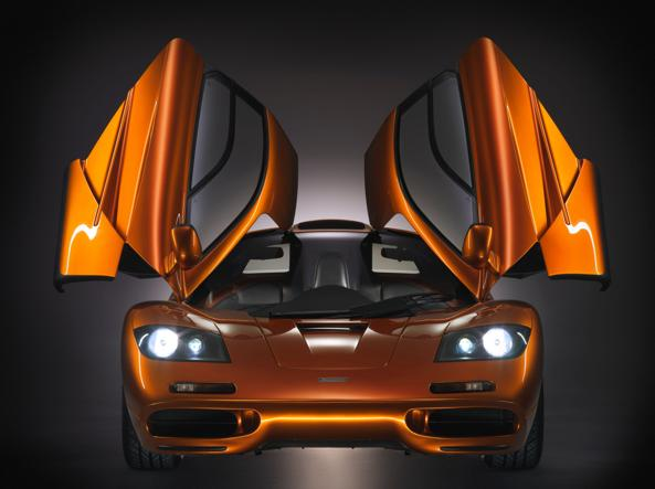 La McLaren F1