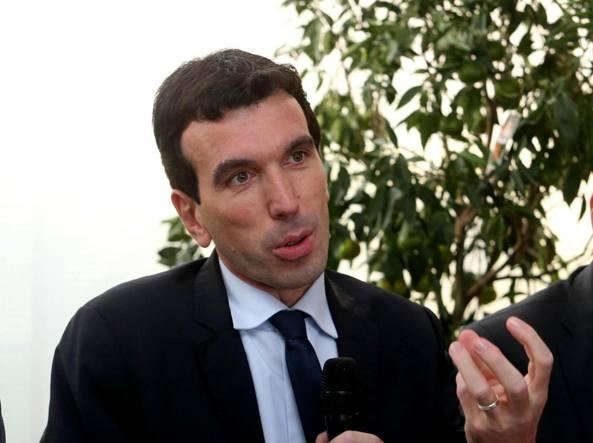 Maurizio Martina (Ansa)