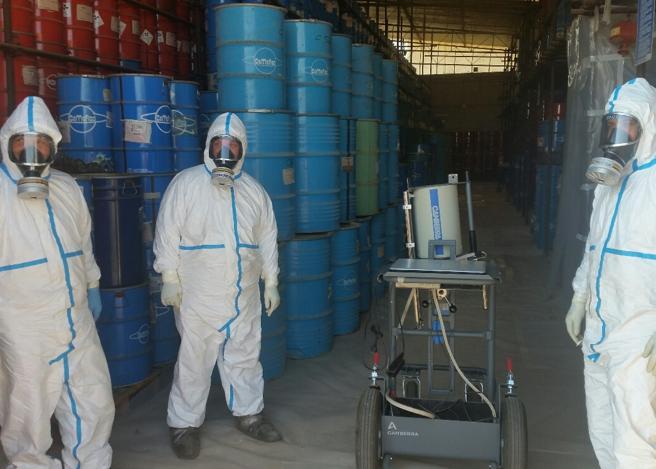 Ilva, fusti radioattivi   contaminati da Chernobyl: via alla bonifica