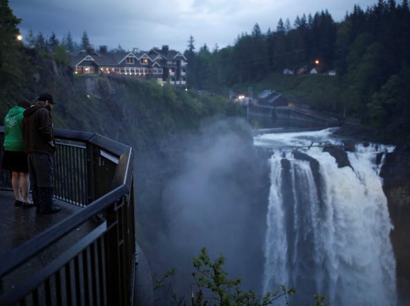 Twin Peaks Online in Streaming, Solo un Errore di Sky