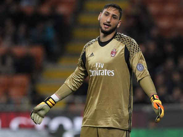 Gigio Donnarumma (Getty)