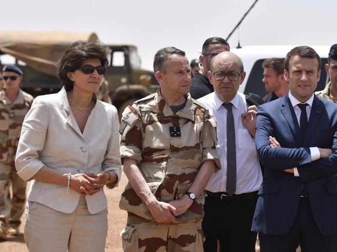 In mano alle donne la difesa militare dell'Europa