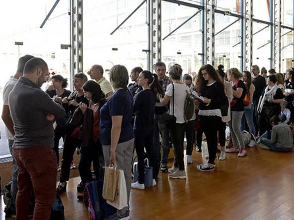 Salone del libro di torino 2017 i giallisti le storie - Salone del mobile torino ...