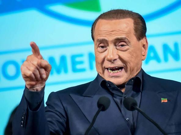 Berlusconi: 'Patto sul sistema tedesco e voto in autunno'