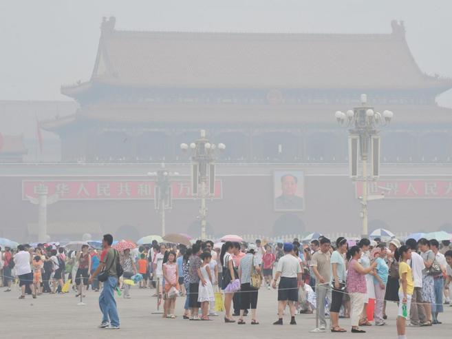 Moody's abbassa il rating di PechinoE' la prima volta da Piazza Tienanmen