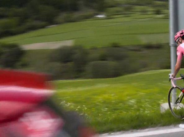 Giro: Nibali, sono andato in difficoltà