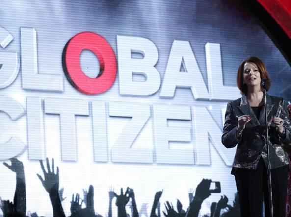 L'ex premier australiana Julia Gillard