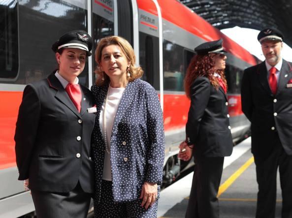 Trenitalia, due nuove corse tra Bari e Roma