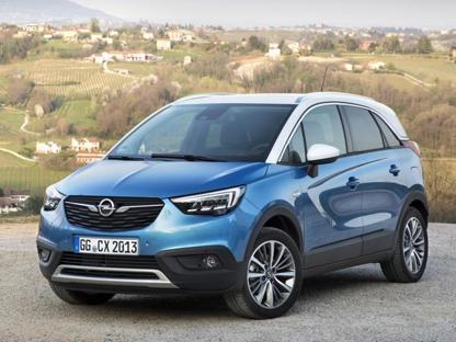 La Opel Crossland X