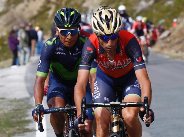 Giro: finalmente Italia, Nibali re Stelvio punta la rosa