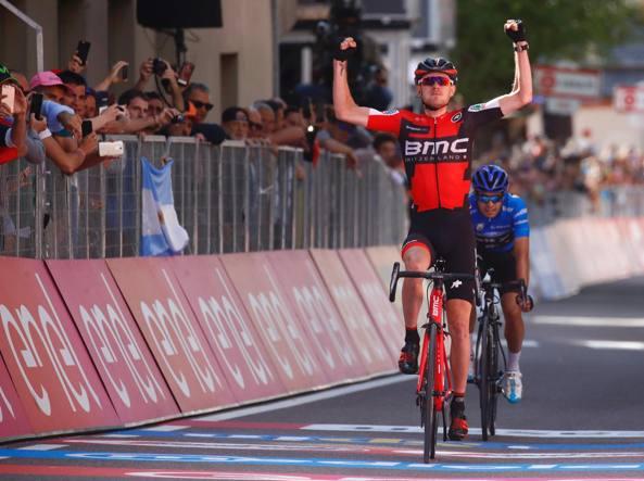Moena-Ortisei a Van Garderen Le mani di Dumoulin sul Giro
