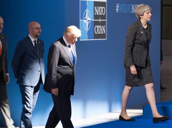 Manchester, per Trump fuga notizie Usa