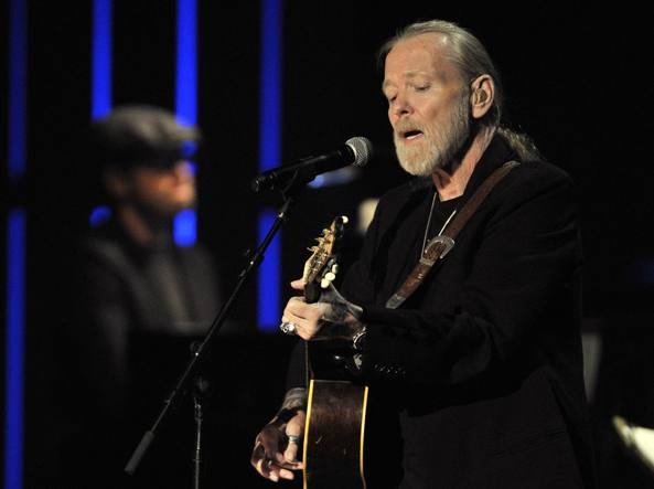 Morto Gregg Allman, icona del country blues con la Allman Brothers Band