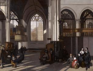 Emanuel de Witte (1617-1692),