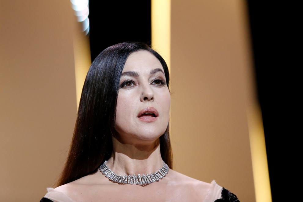 Cannes baci sul red carpet e la futura sposa jessica - Diva futura ragazze ...