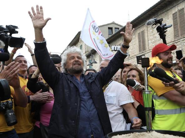 Legge elettorale, Grillo apre al modello tedesco