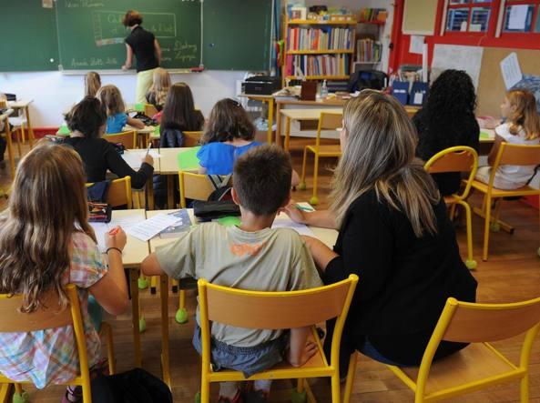 Docenti in compresenza alle scuole elementari