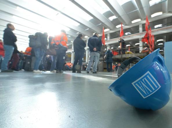 Ilva, sindacati: piani inaccettabili, 5-6mila esuberi