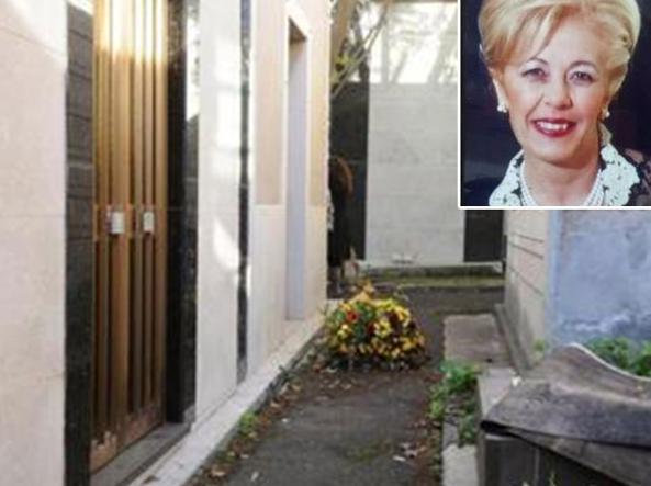 Catania, vedova uccisa al cimitero: arrestato il figlio, incastrato dal dna