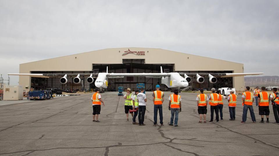 Ecco l'aereo più grande del mondo