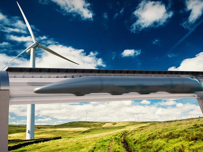 Roma-Milano? Ci vorrebbero 25 minuti: cos'è Hyperloop, il treno che «vola» in un tubo