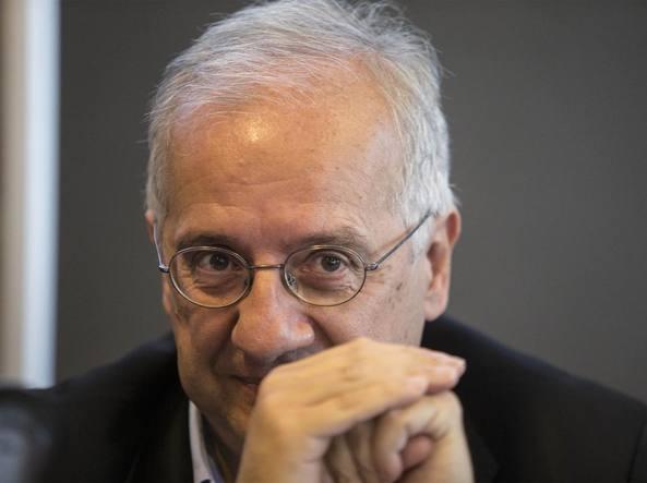 L'ex segretario Pd Walter Veltroni (Imagoeconomica)