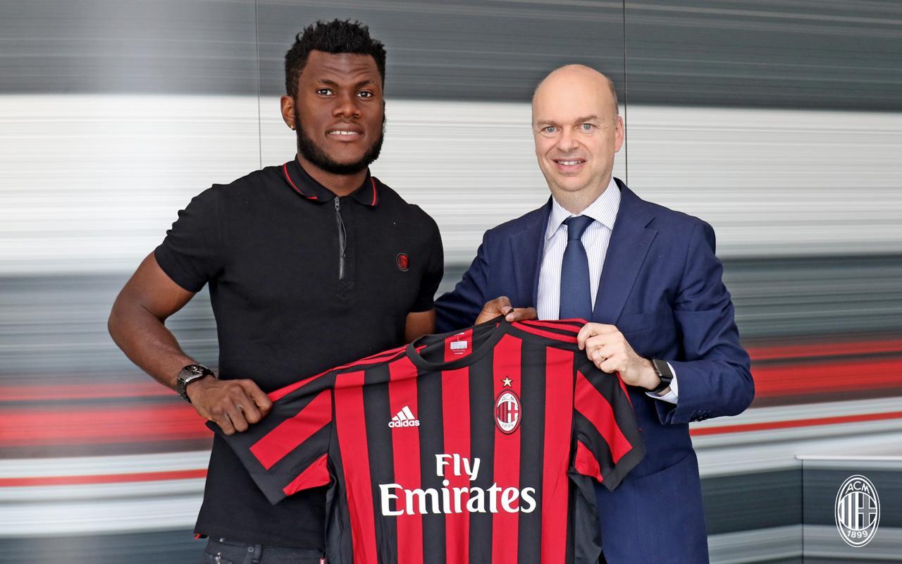 Calciomercato Milan: Kessiè e Fassone