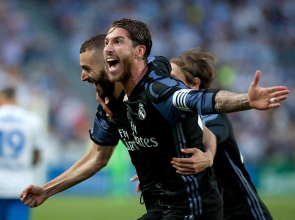 Qui Real - Sergio Ramos: 'Partiamo alla pari'. Marcelo: 'Siamo pronti'
