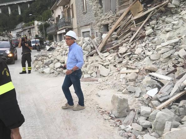 Terremoto:consegna casette, nervosismo a Arquata del Tronto